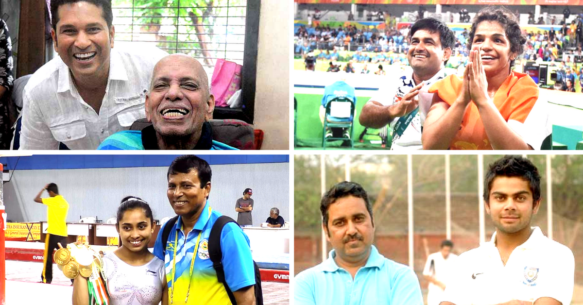 Meet the Inspiring Dronacharyas of India Who Created Exceptional Sports Stars with Almost Nothing!