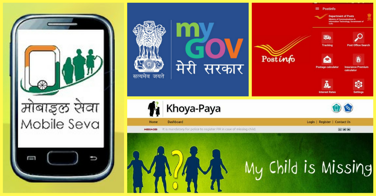 Digital India: Connect with a Tech Savvy Indian Government Through These 12 Cool Apps
