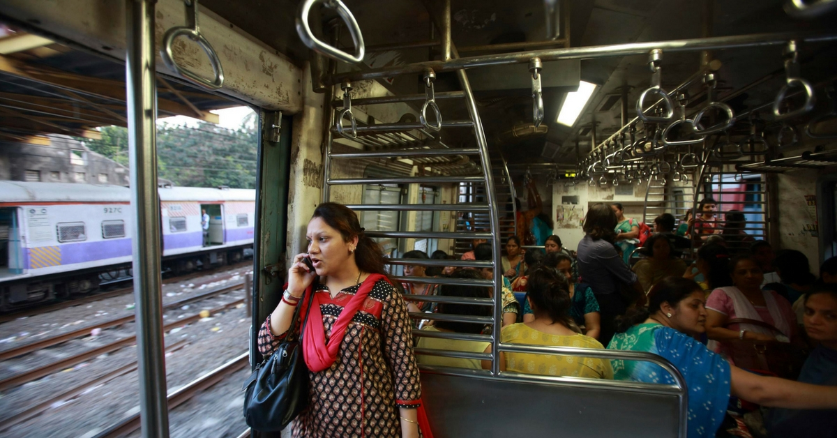 A Woman From the Northeast Encounters the 'Spirit of Mumbai' Aboard a Local Train