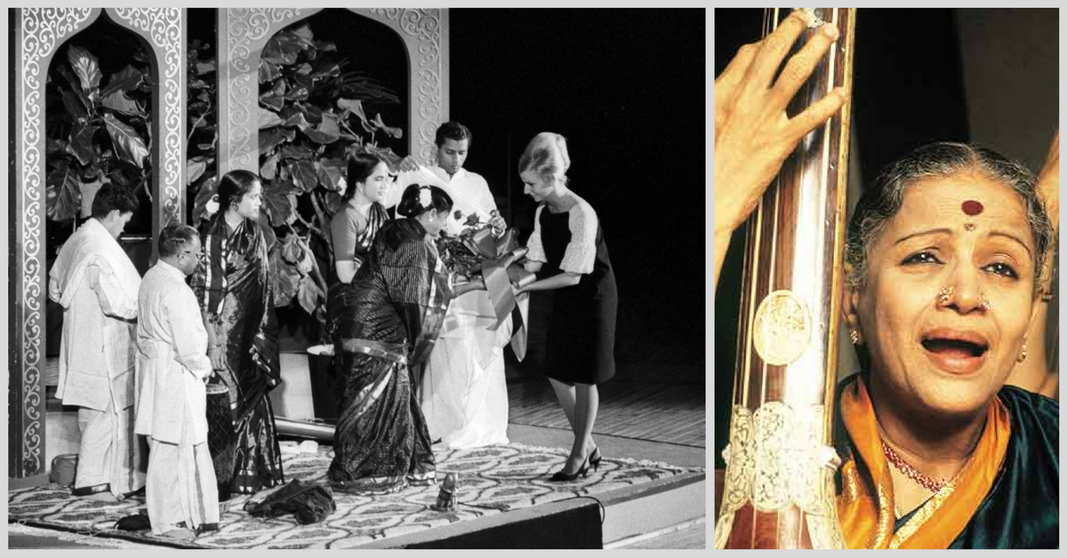 Remembering M S Subbulakshmi's Historic Concert at the 1966 UN General Assembly