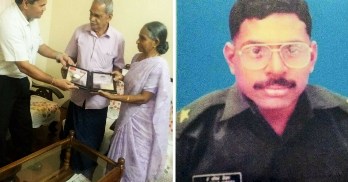 A Fallen Soldier's Coursemates Make it Possible for His Mother to Pray At His Grave, 24 Years Later
