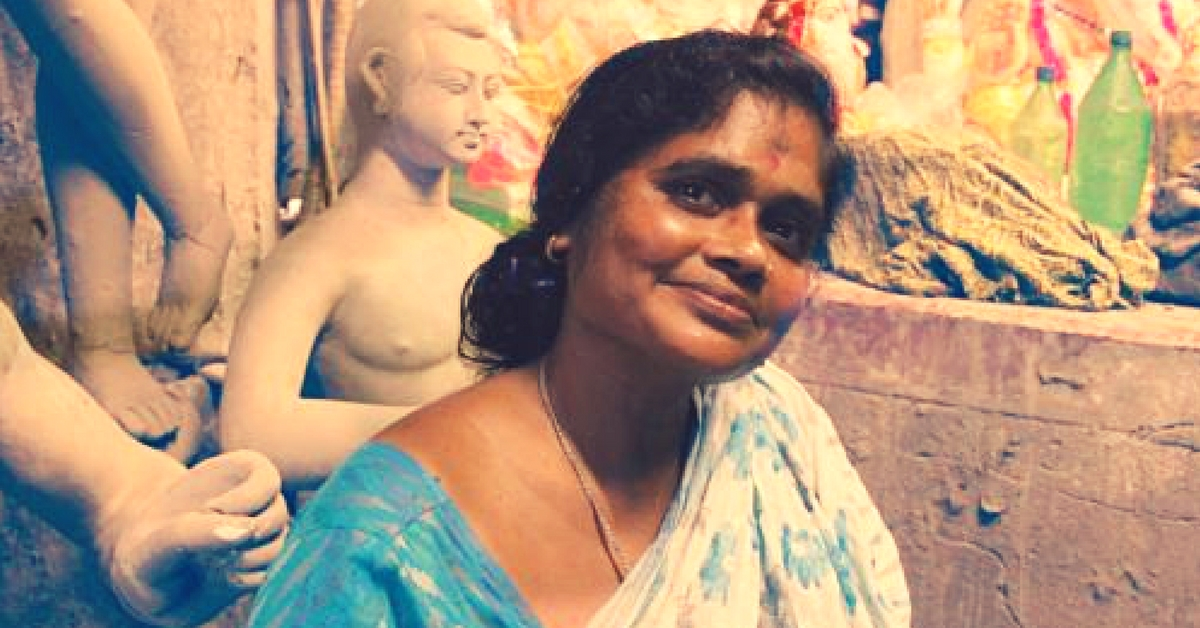 TBI Blogs: Meet the Artisan Who Created India's First Androgynous Idol of Goddess Durga