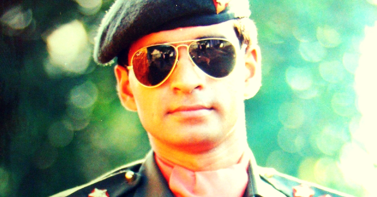 A Braveheart Soldier Who Chose to Save the Lives of Two Children Before His Own