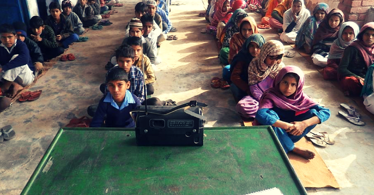 TBI Blogs: This Community Radio Programme Encouraged a Father to Support His Daughter's Education