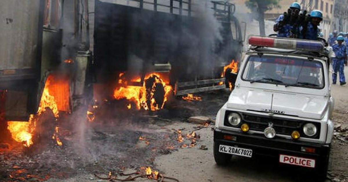 Daring Doctors Cross Karnataka-TN Border on Foot to Save a Man's Life During Cauvery Unrest