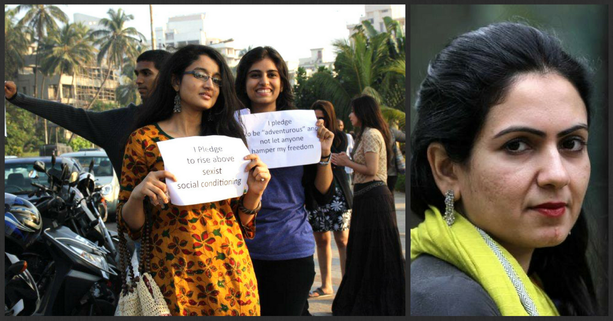 Reclaiming the Streets: Bengaluru's Blank Noise Project Is Encouraging Women to Fight Fear