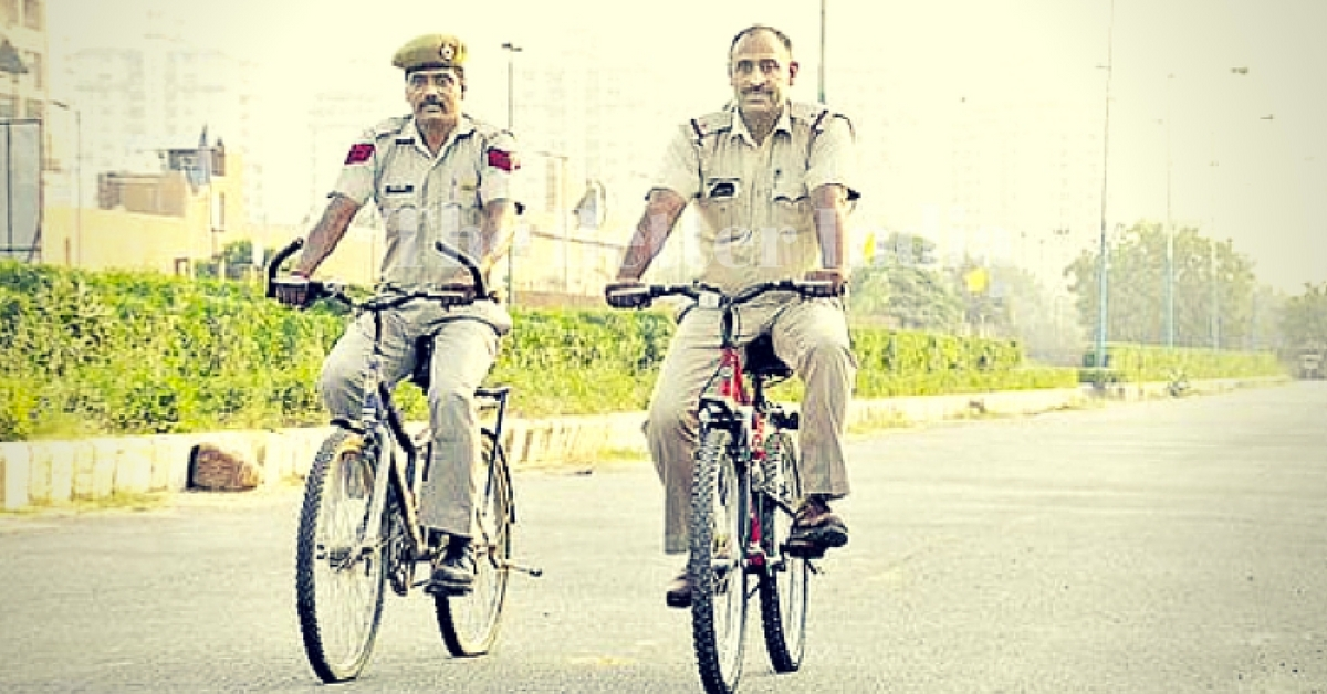 Chennai's Cycle Cops Are Changing the Way Patrolling Is Done in the City