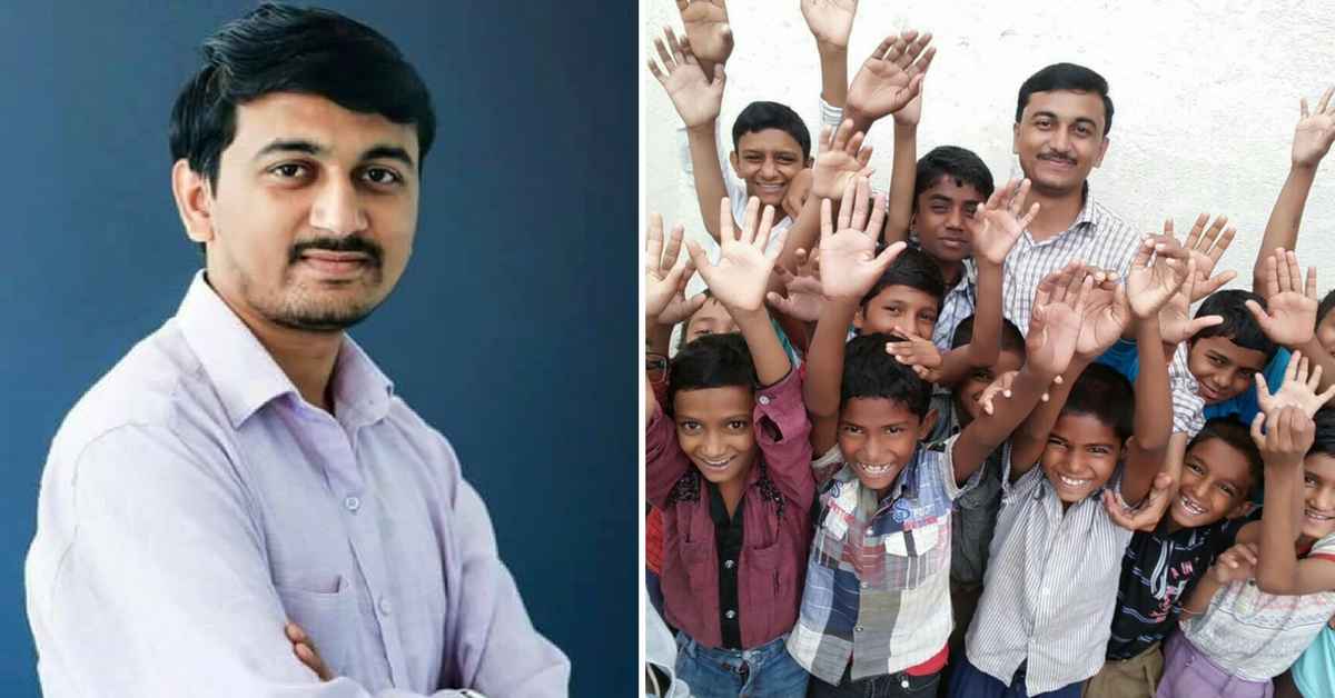 This Engineer Left His Job To Adopt And Educate The Children Of Drought Affected Farmers