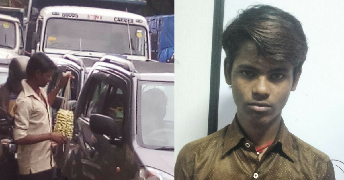 How Mohan Got to Go Back to School at 18, Thanks to a Shipping Container under a Flyover