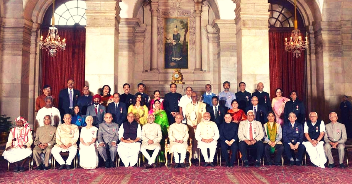 Guess Who Can Nominate People for the Prestigious Padma Awards This Year? You Can!