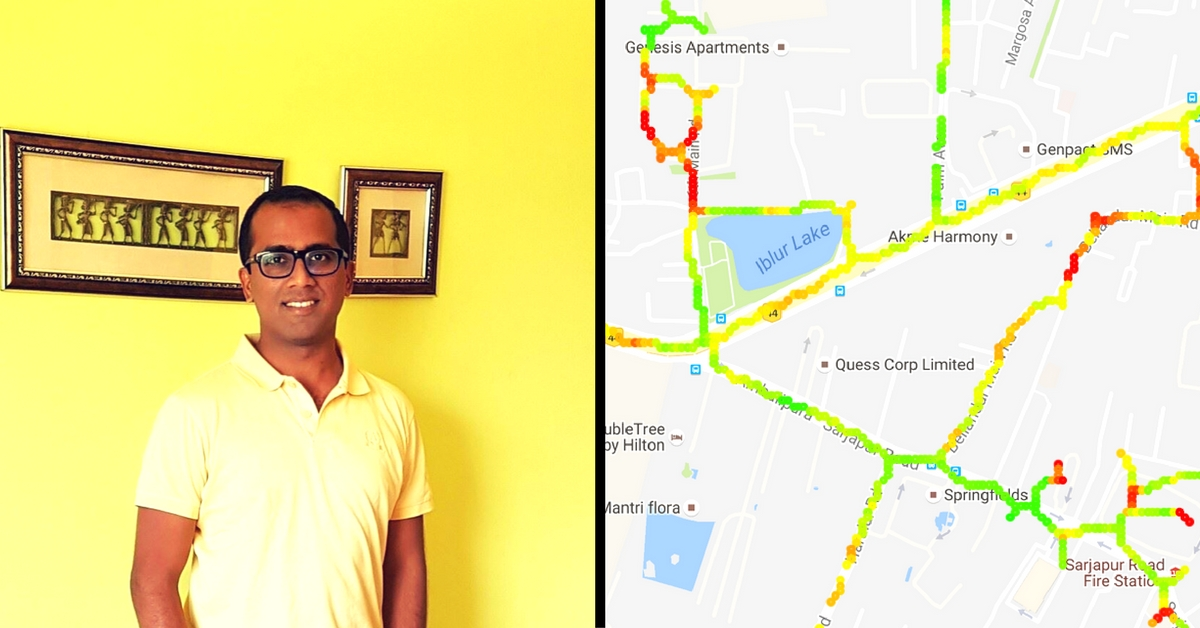 This Ex-Ola Honcho Is Trying to Get the Govt to Fix Roads. You Can Help Too!