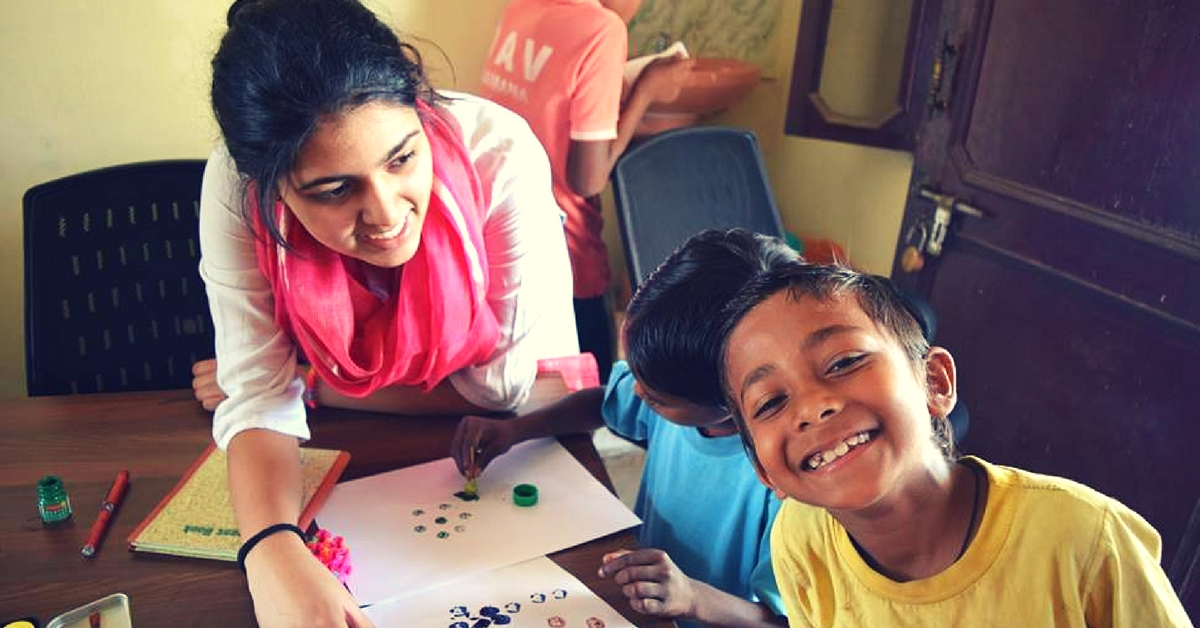 How a 17-Year-Old Schoolgirl Is Making Education Exciting for Underprivileged Kids in Punjab
