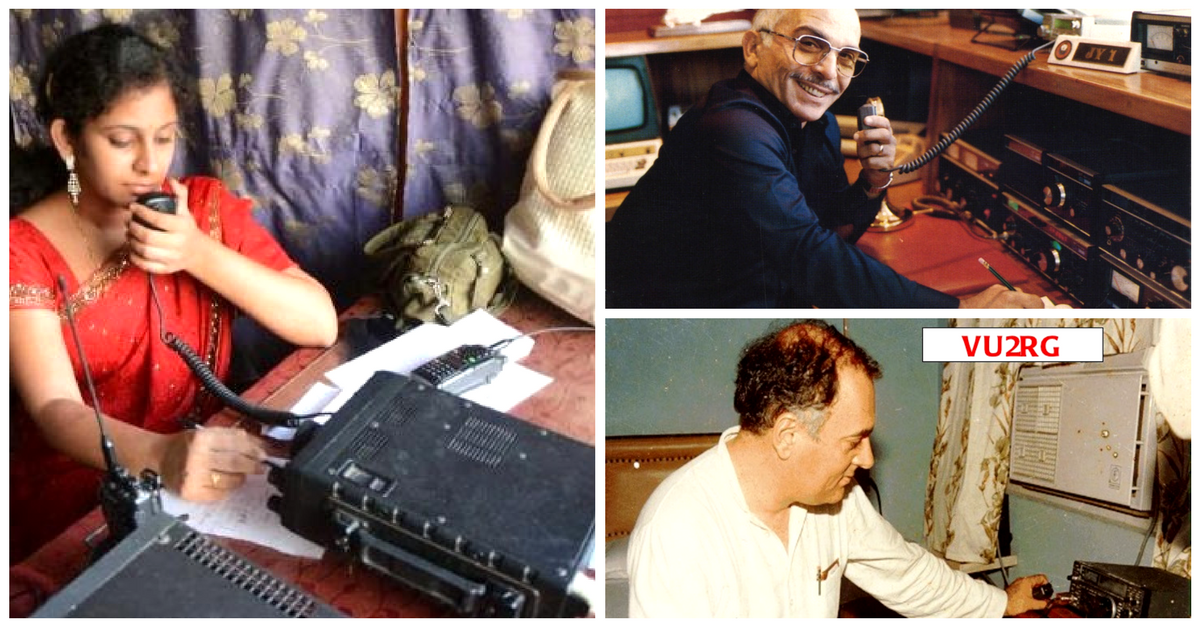 The First Social Network: A Glimpse into the Fascinating World of India's Ham Radio Operators