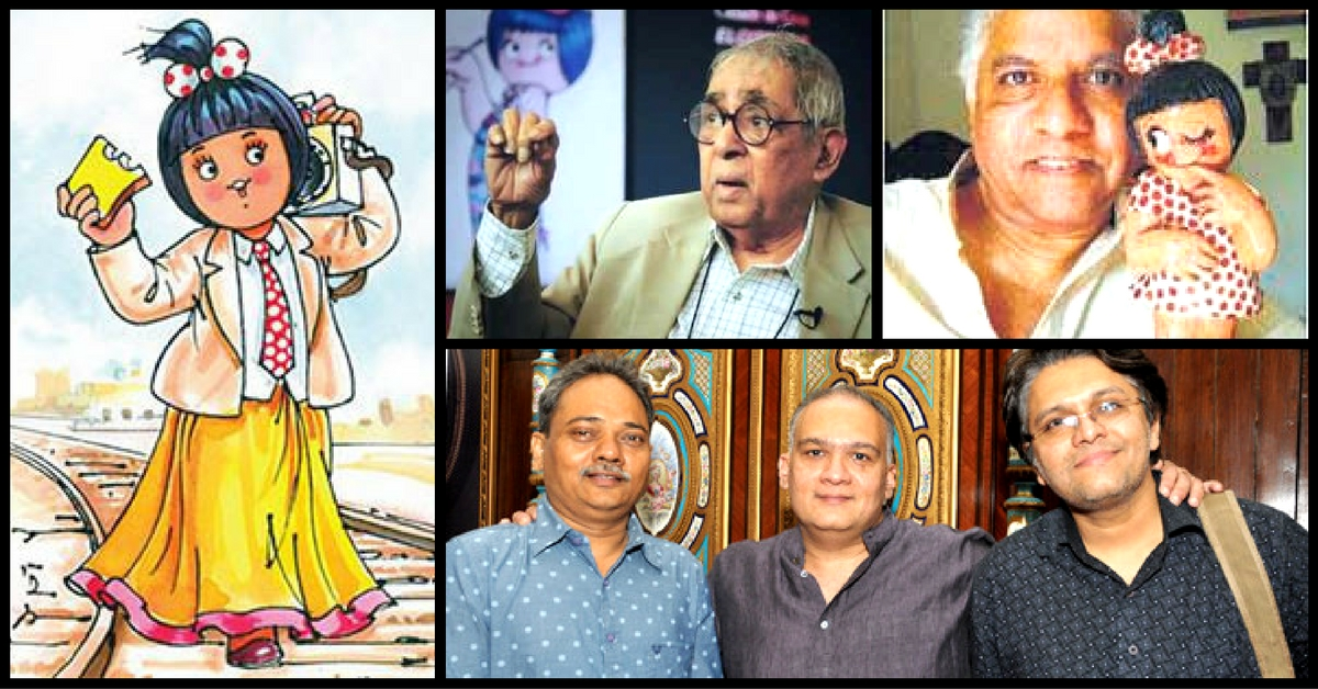Utterly Butterly Wonderful: The Story of India's Most Loved Ad Icon, the Amul Girl