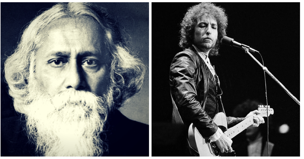 Bob Dylan Isn't the First Lyricist to Win the Nobel. Rabindranath Tagore Is.