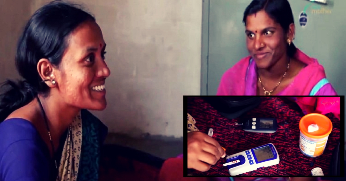 Mobile Diagnostic Device That Helps Pregnant Women in Rural India Receive Timely Medical Attention