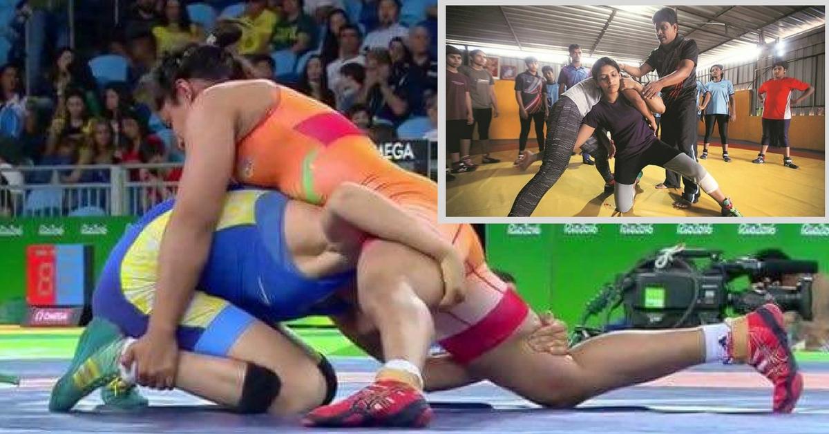 """""""Mhari Chhoriyaan Chhoron Se Kam Hain Ke?"""" Maharashtra Akhara to Train Women Wrestlers for Olympics"""