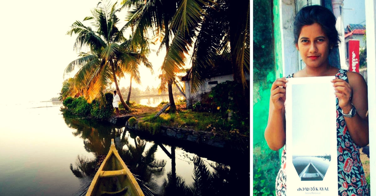 A Tiny Kerala Island Made It to Nat Geo's World Destinations List Thanks to This Woman Entrepreneur