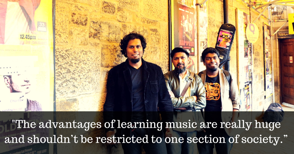 Bangalore Rock Band to Celebrate 20th Anniversary by Training 1,500 Underprivileged Kids in Music