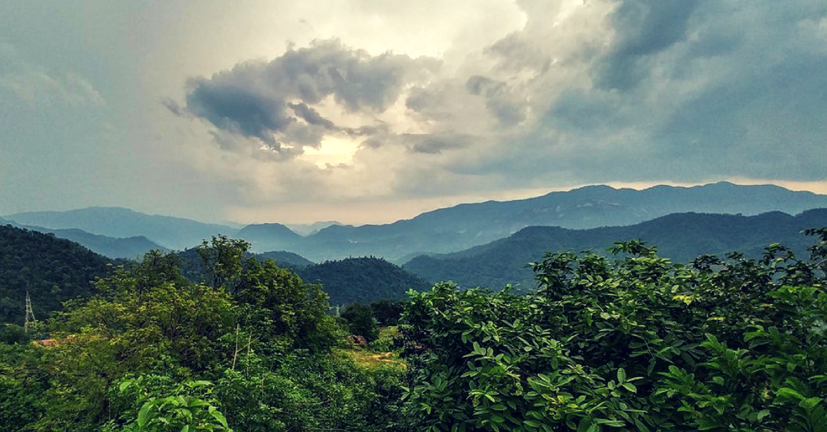TBI Blogs: 14 Breathtaking Photographs That Bring Out the Eastern Ghats in All Their Monsoon Glory