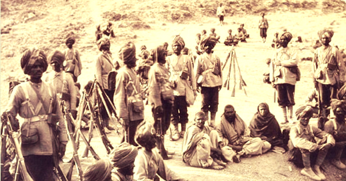 TBI Blogs: Tracing the History of the Thriving Sikh Community in Afghanistan and Georgia