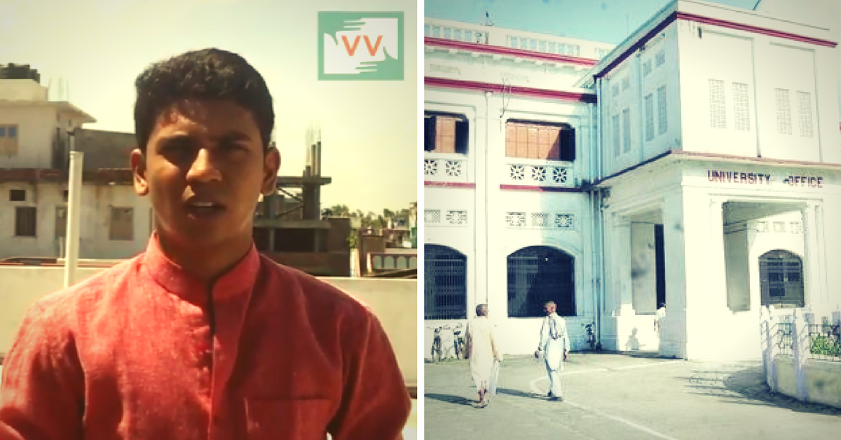 TBI Blogs: Patna University's Library Has Been Closed for 2 Years and This 19-Year-Old Is Fighting to Reopen It