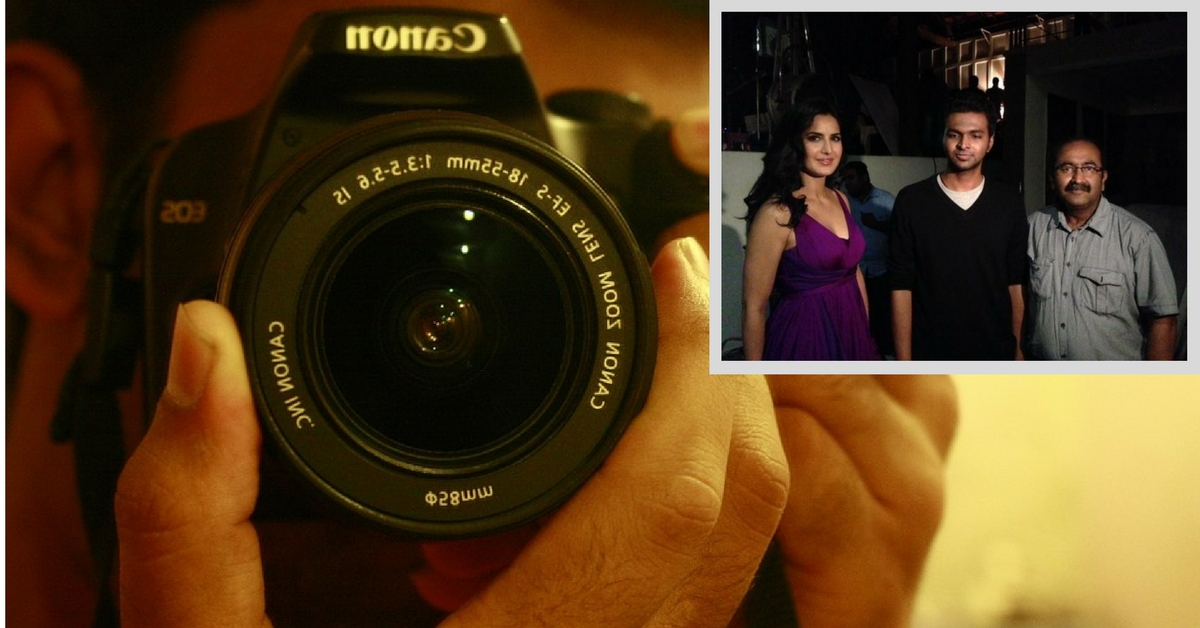 The Inspiring Story of the Blind Photographer Who Shot an Ad Campaign with Katrina Kaif