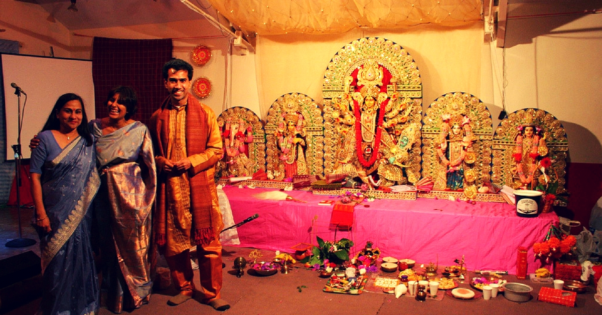 How a Radio Station is Reuniting Families With Its 'Pardes to Swades' Campaign for Durga Puja