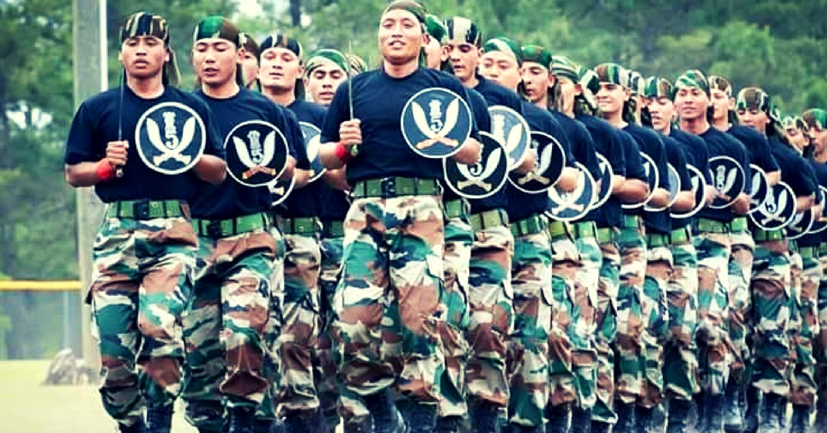 Indian Army Unit Shoots to Fame, Fetches Gold at One of the World's Toughest Patrol Exercises