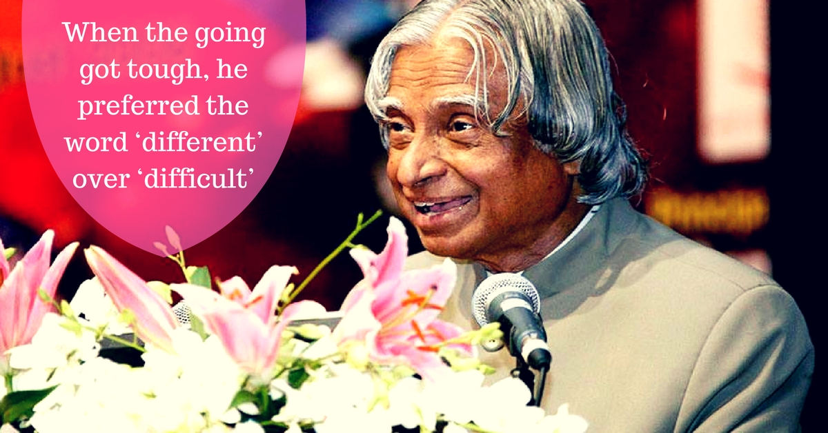 MY STORY: Being Dr. Kalam's Colleague and Personal Secretary