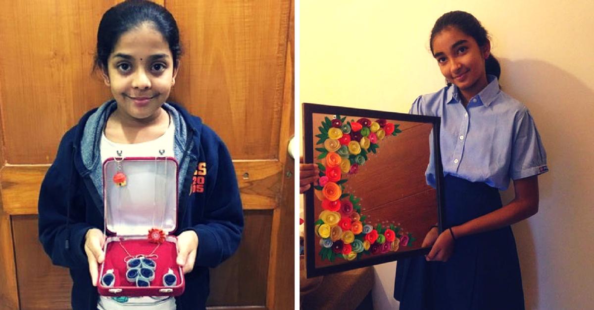 Here's How School Craft Projects of 5000 School Children Will Soon Benefit Underprivileged Kids