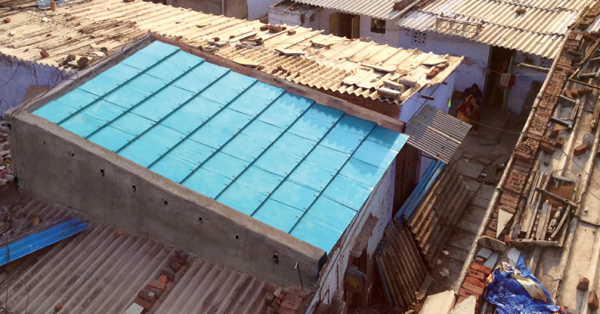 Elon Musk Is Not the Only One, This Indian Startup Creates Solar Rooftops – from Waste Materials!