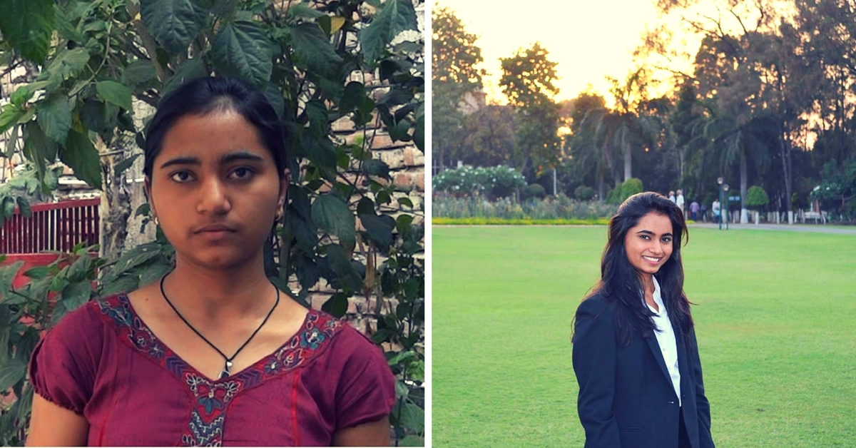 This UP Girl's Hard Work and Dedication Catapulted Her From Being a Newspaper Vendor to an IIT Graduate