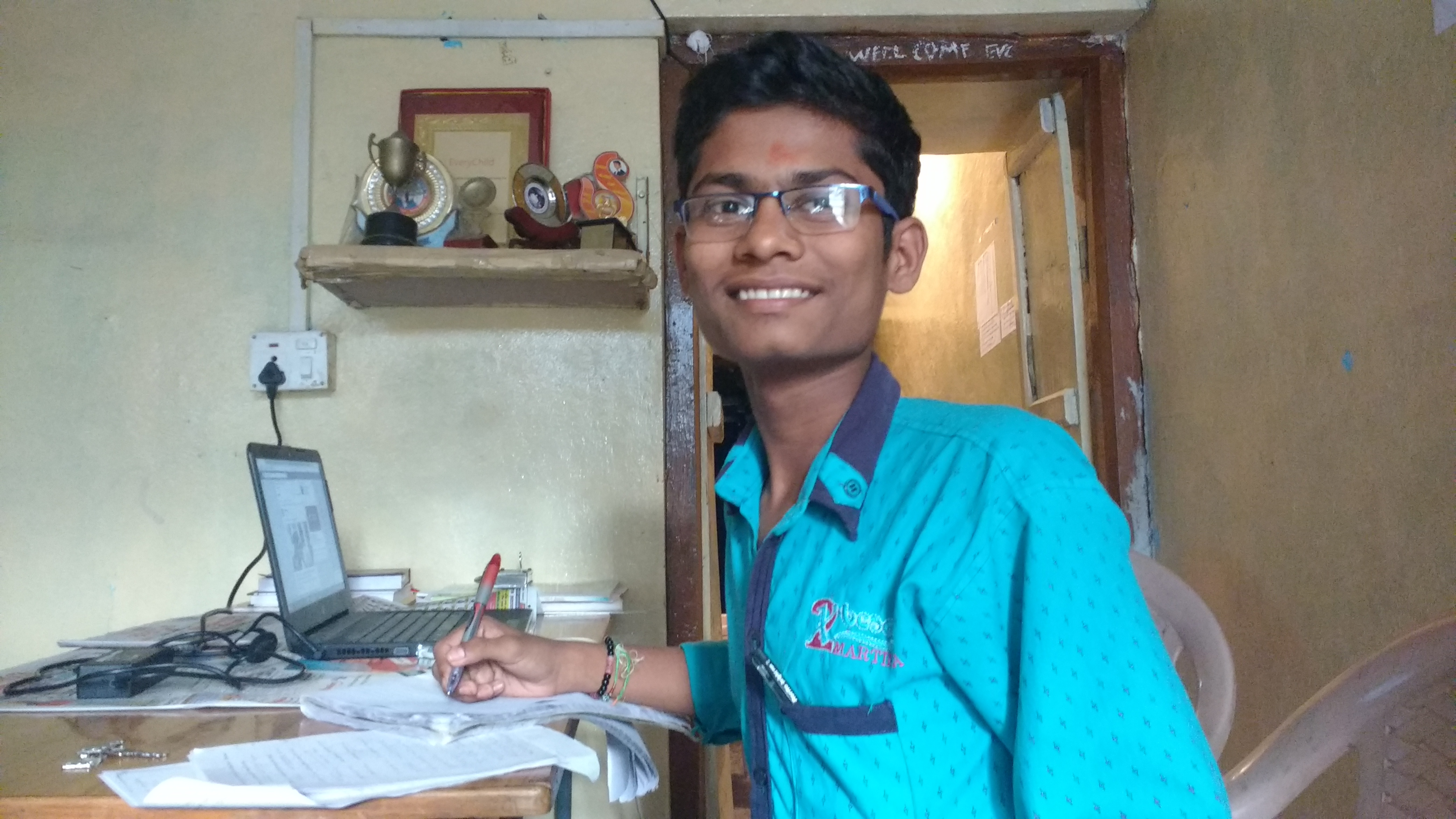 TBI Blogs: There's No Stopping This 17-Year-Old Son of a Former Devadasi and His Zeal for Education