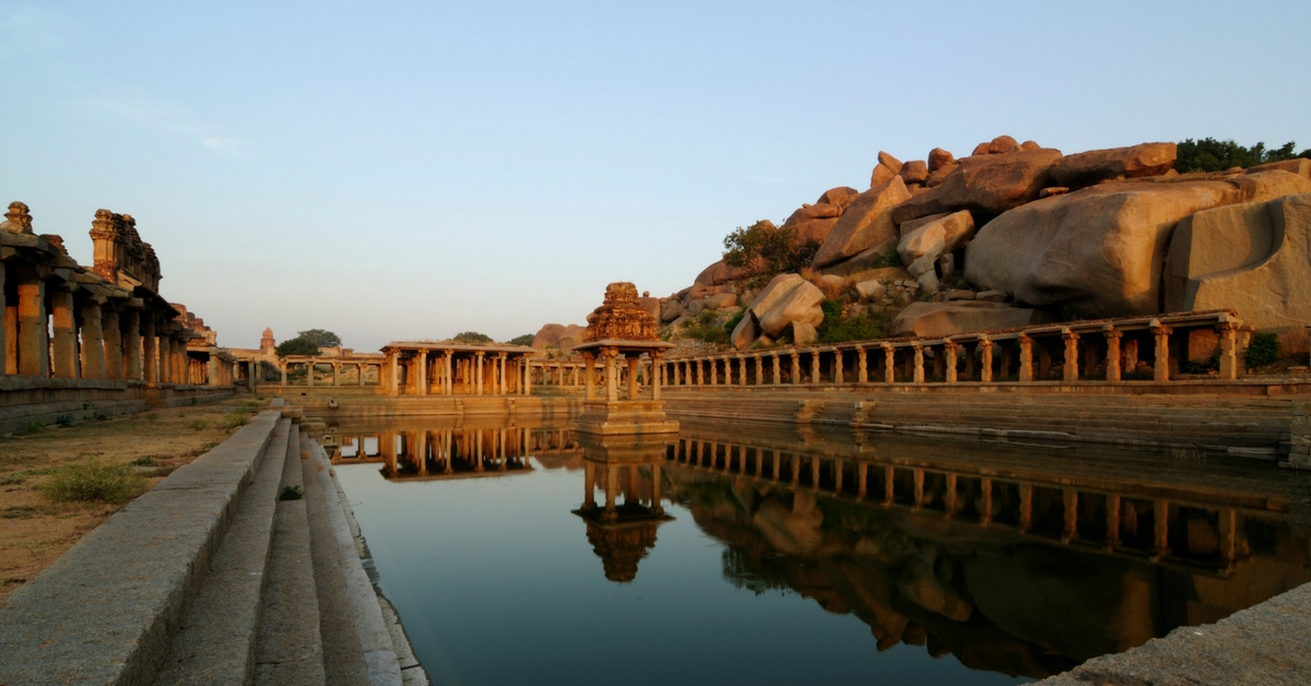 TBI Blogs: A Traveller Looks beyond the Temples of Hampi, and Finds a Whole New World