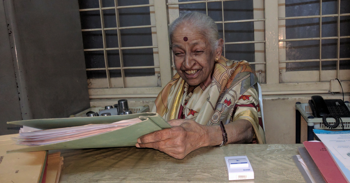 This 83-Year-Old Has Brought Peace to Thousands of Distressed Minds for the past 36 Years