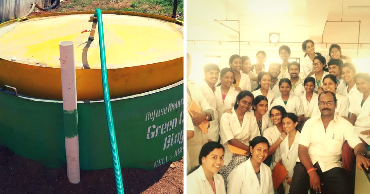Food Will Not Be Wasted Anymore: NIT Trichy to Set up a Biogas Plant, Utilise Food Waste as Feed