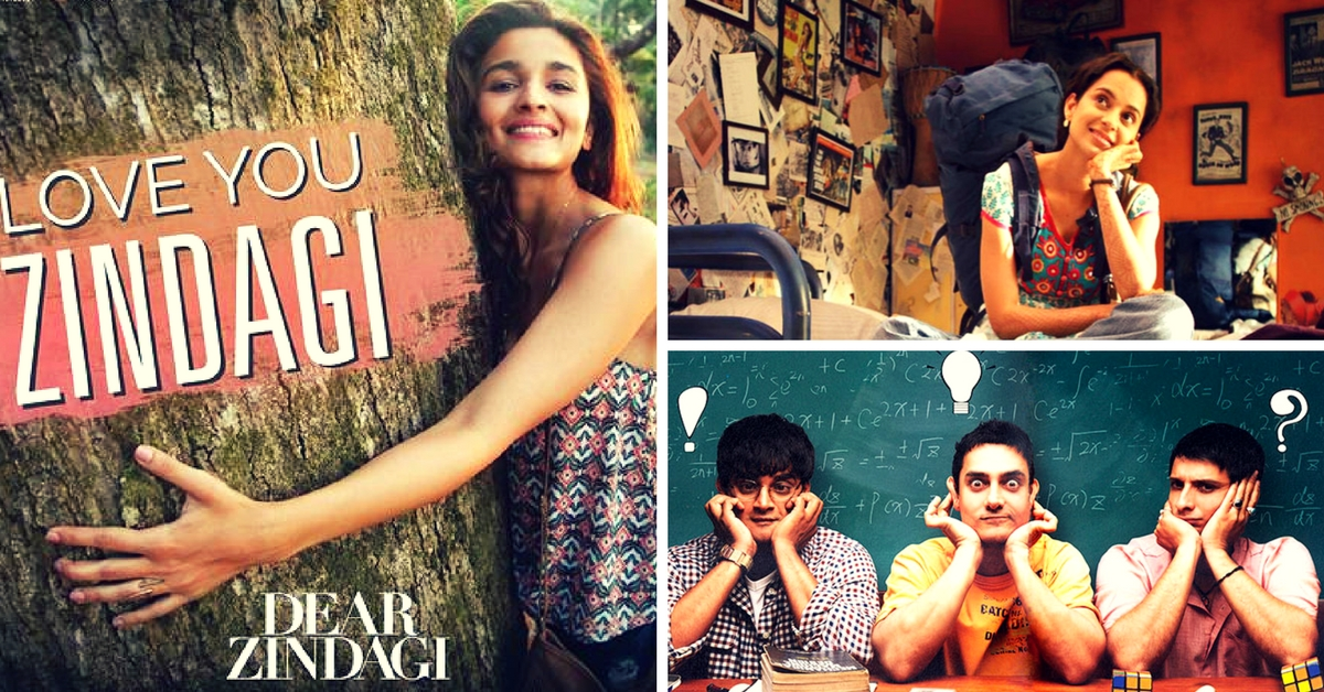 Dear Zindagi: 5 Bollywood 'Slice of Life' Movies That Gave Us Something to Think About