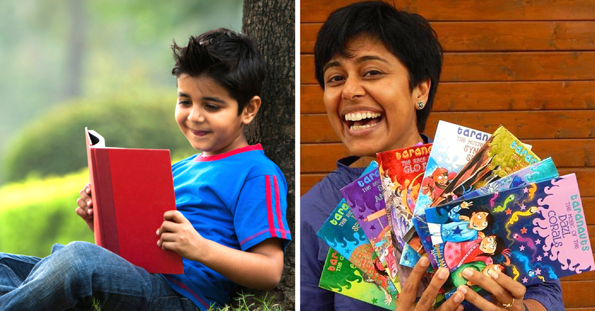 8 Talented Children's Authors Who Will Make Your Kids Fall in Love with Books