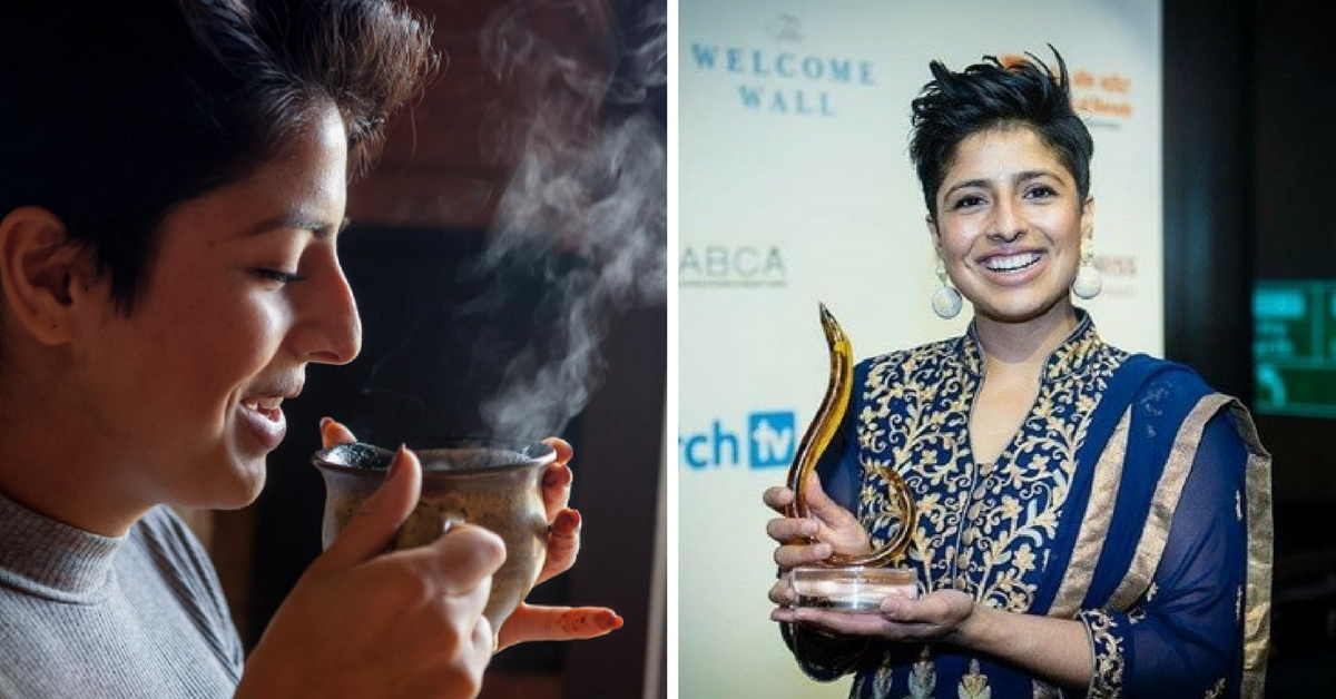 Totally Her Cup of Tea: 26-Year-Old Indian 'Chai Walli' Is Australia's Businesswoman of the Year