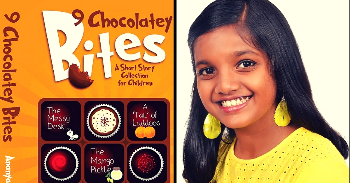 MY STORY: I'm 10 and I Just Published My First Collection of Short Stories – '9 Chocolatey Bites'