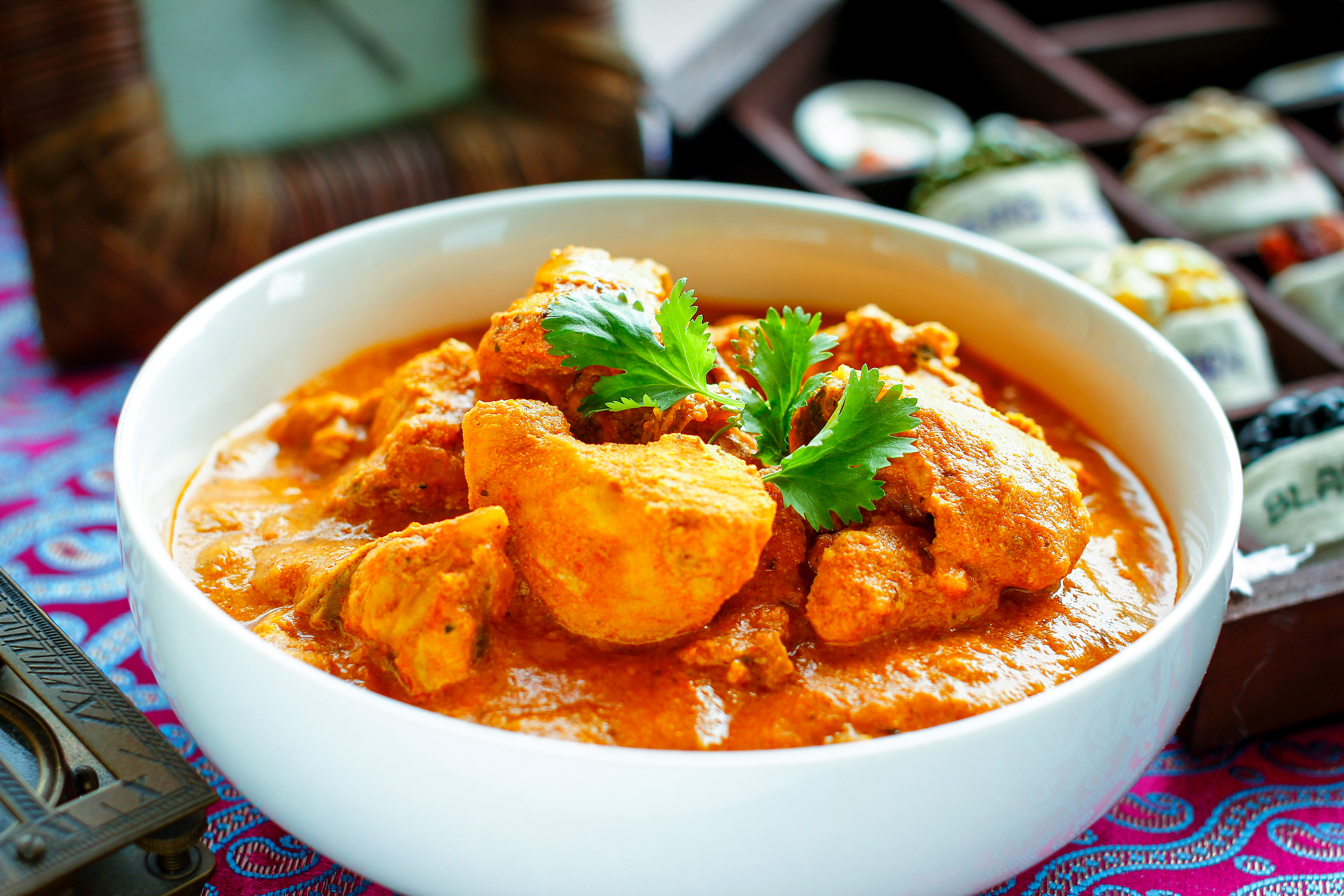 TBI Food Secrets: The Humble Origins of the Hugely Popular Butter Chicken