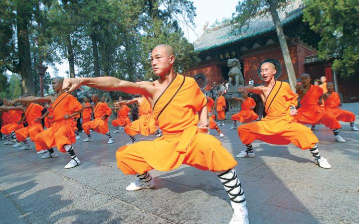 Meet India's Shaolin Warriors who are keeping India's Ancient Link with the Shaolin Temple Alive!