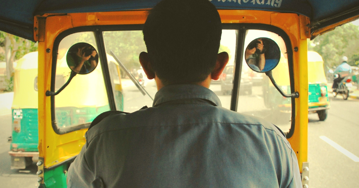 MY STORY: An Auto Driver Who Gave Me the Best Lesson in Spirituality
