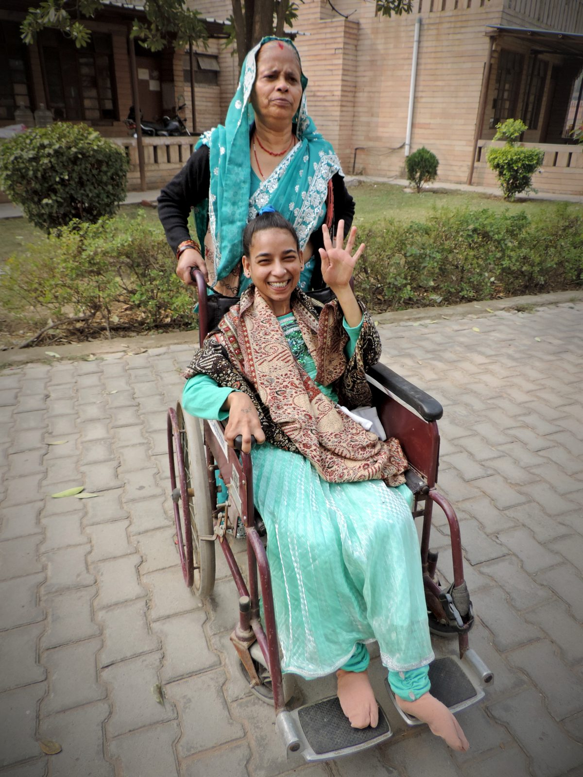 TBI Blogs: Cerebral Palsy Can Be Debilitating for Many, but 19-Year-Old Anmol Has Refused to Accept Defeat