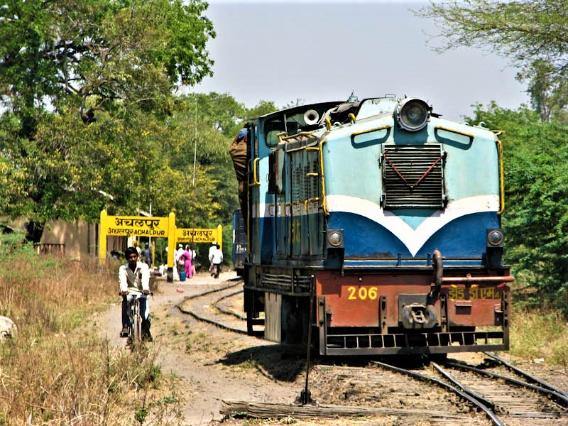 The Little Known Story of Shakuntala Railways, India's Only Privately Owned Railway Line