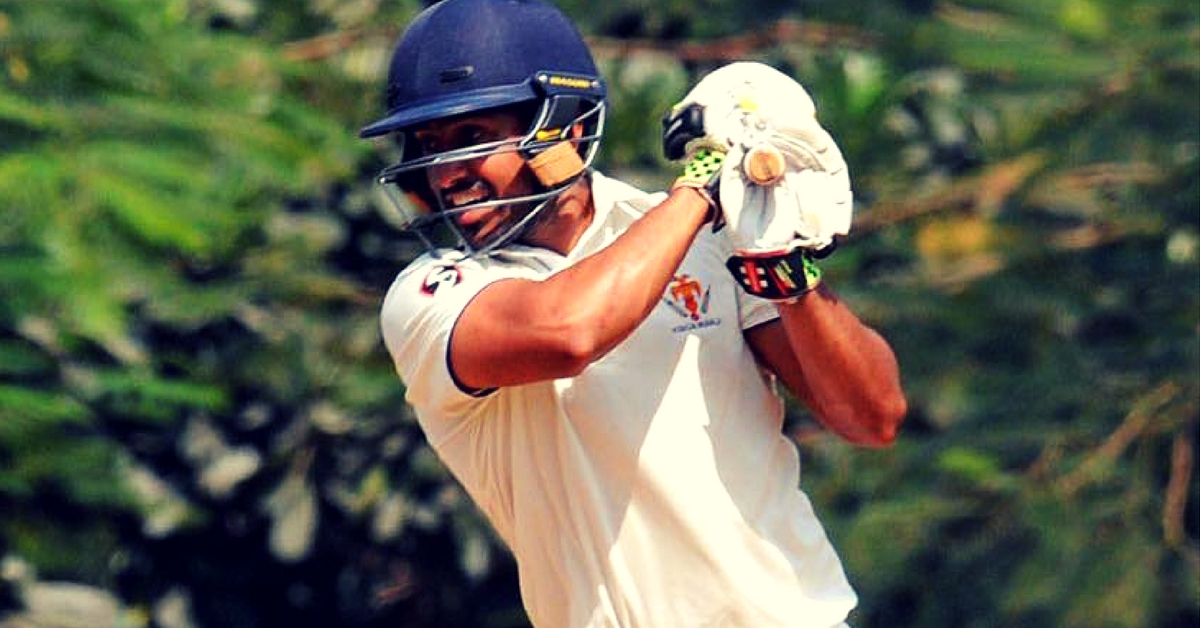 From a near Death Experience to Having a Legendary Mentor: What You May Not Know about Karun Nair