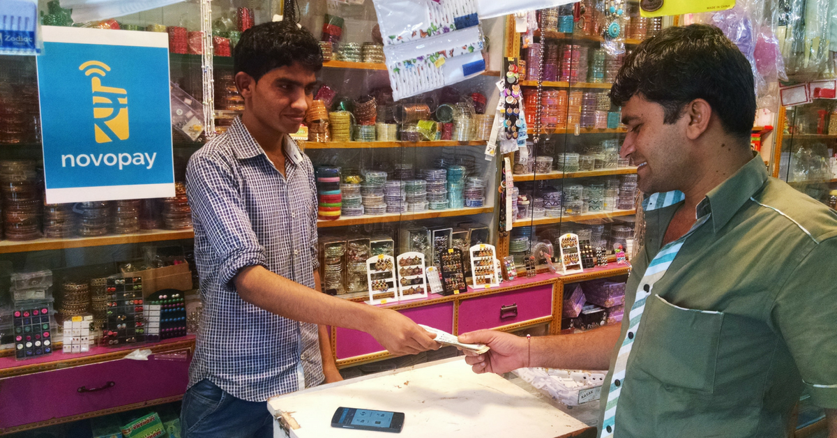 This Made-In-India E-Wallet Eases Demonetisation Woes by Converting Kirana Stores into Micro Banks!