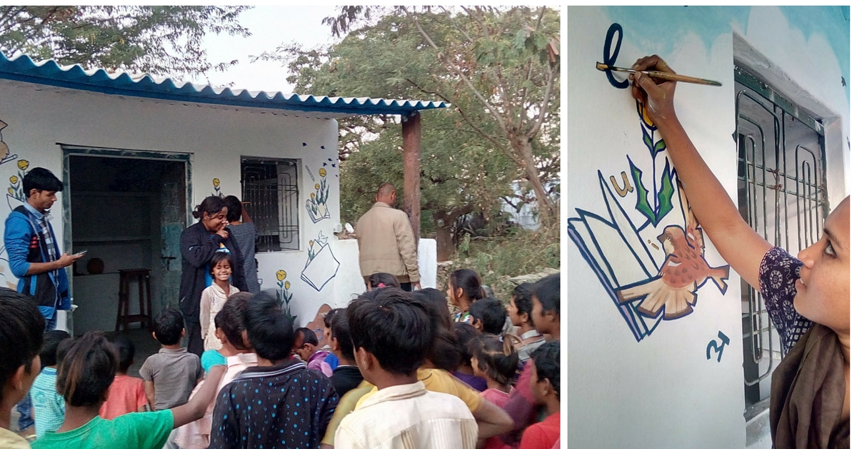 Library of Dreams: How Dhapara Village in Rajasthan Hopes to Tackle Alcoholism with a Books Library