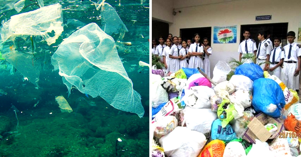 How Thousands of Children in Pune Prevented Over 50 Tonnes of Plastic from Reaching the Sea